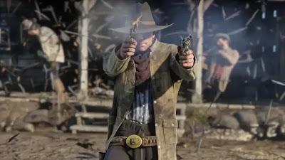 تحميل لعبة Red Dead Redemption 2