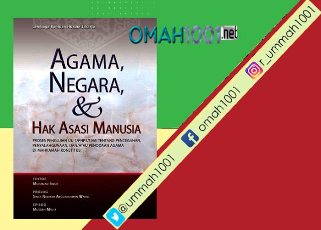 E-Book: Agama, Negara dan HAM, Omah1001