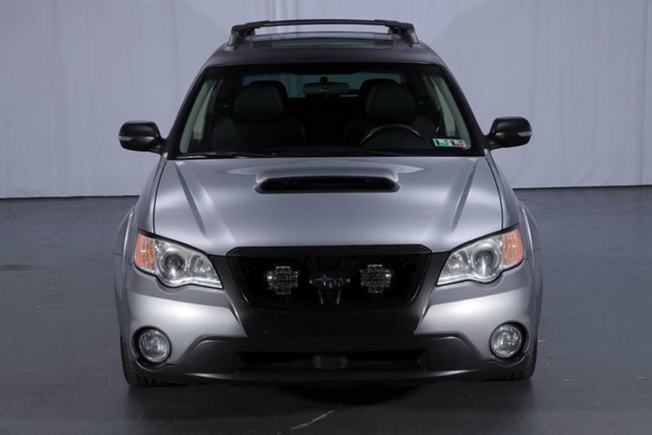 rare turbo manual 2008 subaru outback xt could be your next perfect daily carscoops. Black Bedroom Furniture Sets. Home Design Ideas