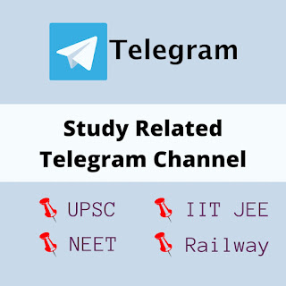 Study related Telegram Channel Joining Links