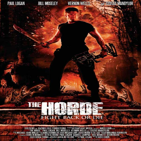 The Horde, The Horde Synopsis, The Horde Trailer, The Horde Review