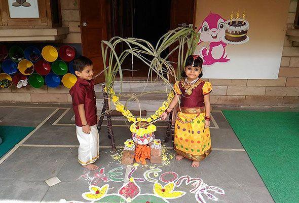 Pre School in T Nagar