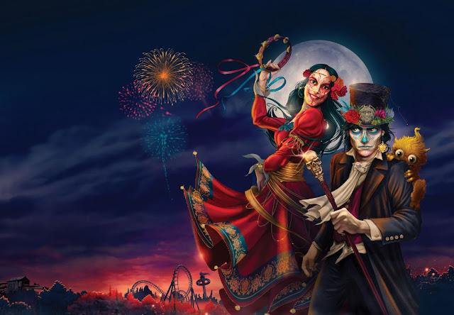 Halloween Fiësta Mortal 2019 Bellewaerde