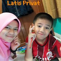Les ngaji privat untuk anak di rumah