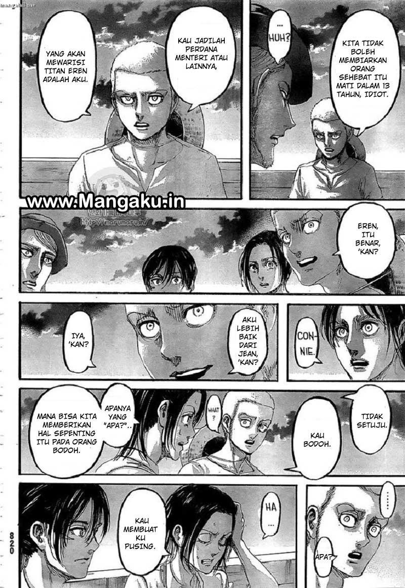Shingeki No Kyojin: Chapter 108 - Page 23