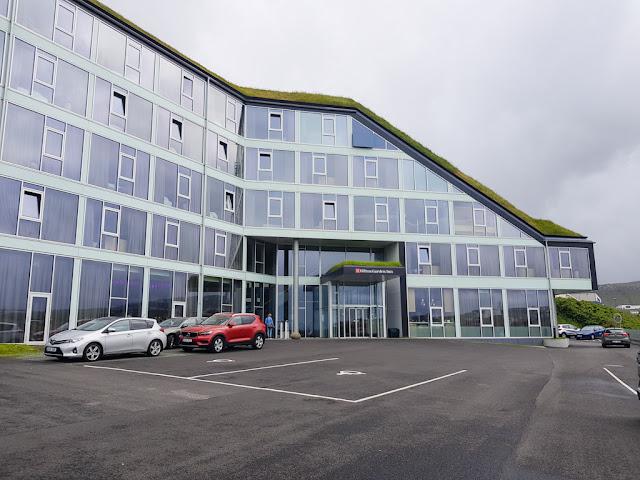 Hotel Hilton Garden Inn-Esterno