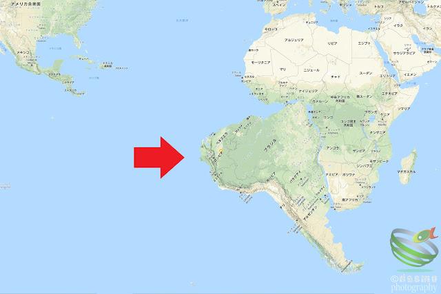 パンゲア - 大陸移動説