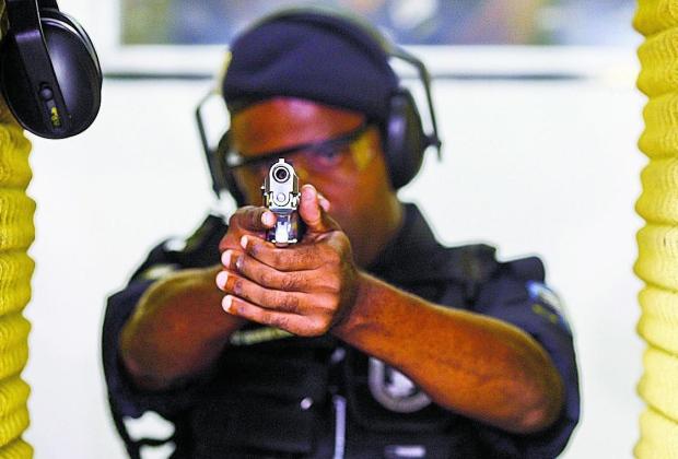 Guarda Municipal de Belo Horizonte (MG) já está armada