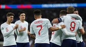 انجلترا تحقق فوز كبير على منتخب الجبل الأسود بسبع أهداف بدون رد في التصفيات المؤهلة ليورو 2020