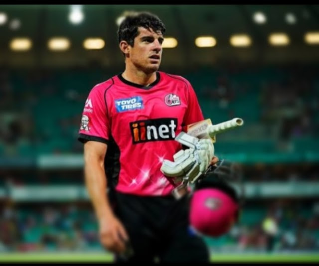 Henriques Blitz ends Stars' winning streak, After a great victory     Sydney Sixers vs Melbourne Stars