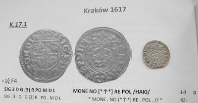 Półtorak - Kraków 1617 - katalog Półtoraki Wazów A. Górecki