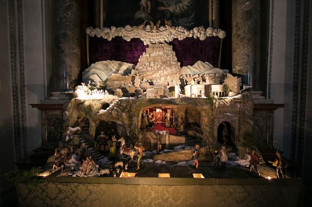 Presepe del Duomo a Domplatz-Salisburgo