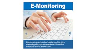 Monitoring dan Evaluasi Penyaluran Tunjangan Profesi Guru Secara Online