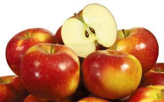 La pomme bourrée de pectine