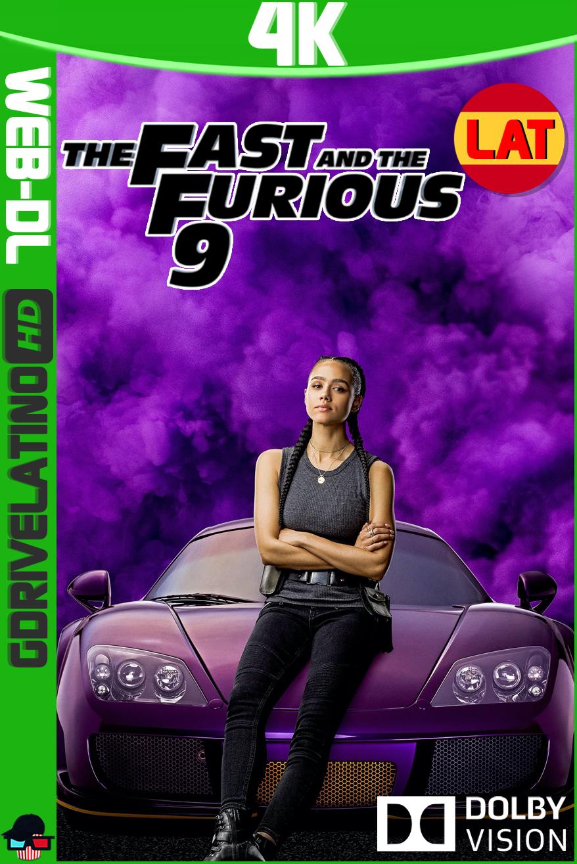 Rápidos y Furiosos 9 (2021) WEB-DL 4K DVision Latino-Ingles MP4