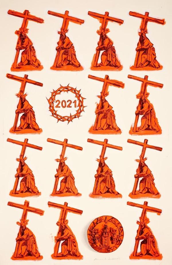 Todos los datos del Via Crucis de las Hermandades de Sevilla 2021