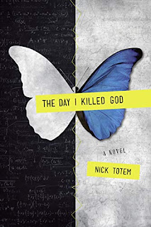 The Day I Killed God by Nick Totem book promotion