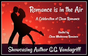 Romance is in the Air featuring G. G. Vandagriff – 27 February