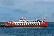 Dilarang Beroperasi, KM. Tunu Pratama 2888 Tinggalkan Selat Selayar