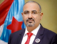 الرئيس القائد عيدروس الزُبيدي
