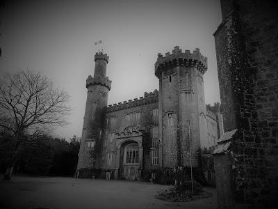 Charleville Castle, Tullamore, Ireland.