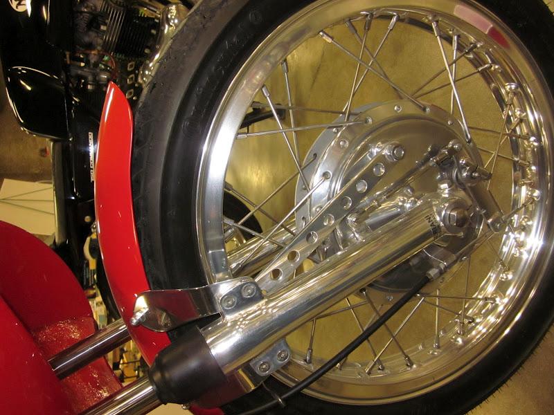 OldMotoDude: 1964 Aermacchi/Harley-Davidson 250 Sprint Cafe at the