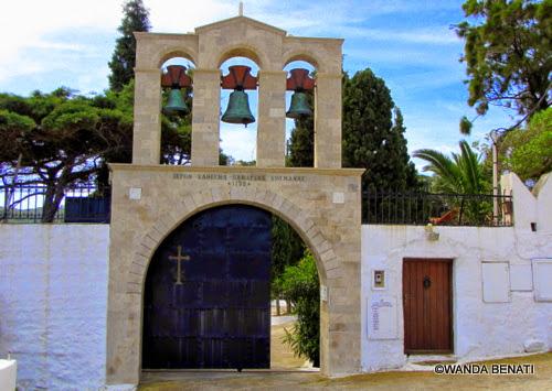 Eremo della Panaghia Koumana, a Patmos