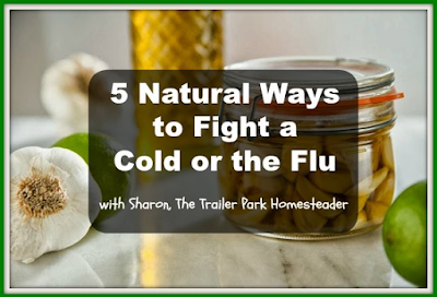 5 Natural Ways to Fight a Cold or the Flu
