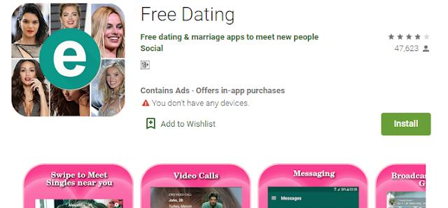 Stranger Chat & Dating App - Best Dating App In India