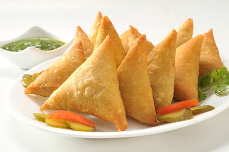 Potato Samosa: Bangladesh | Vanier Culinary