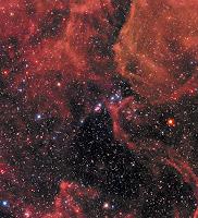 Supernova Remnant SN 1987A