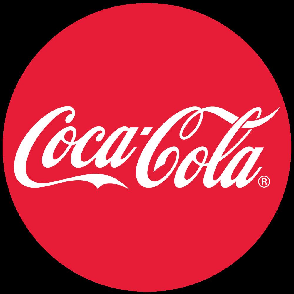 Coca Cola Logo - OVERPRINT