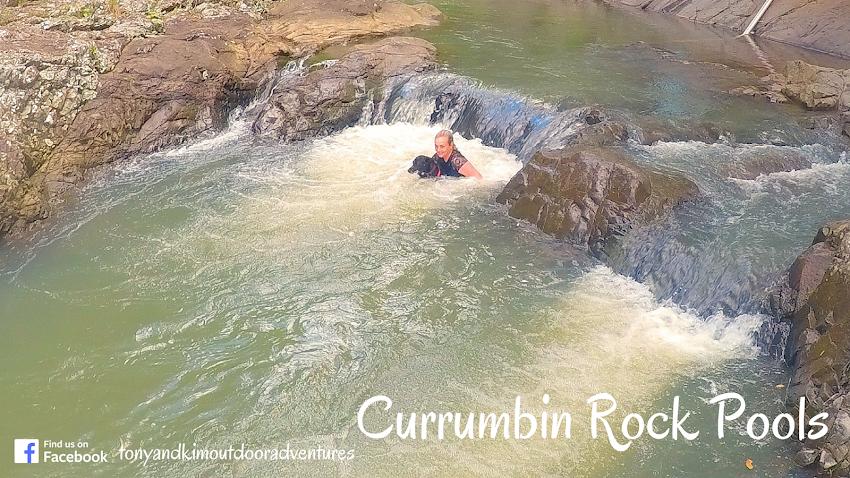 Day Trip To Currumbin Rock Pools Gold Coast