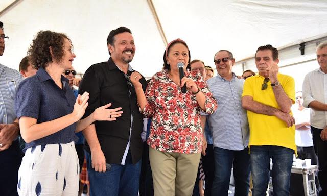 Em Pau dos Ferros, população recebe do Governo do RN a nova Central do Cidadão