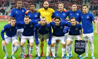 Skuad Everton 2016/2017