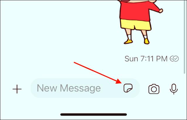 كيفية استخدام حزم الملصقات في Signal
