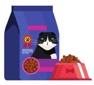Catfood Bowl Image Canva ©BionicBasil®