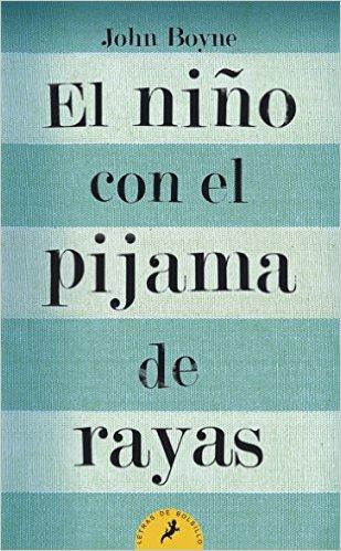 libro juvenil: el niño del pijama a rayas, jonh boyne