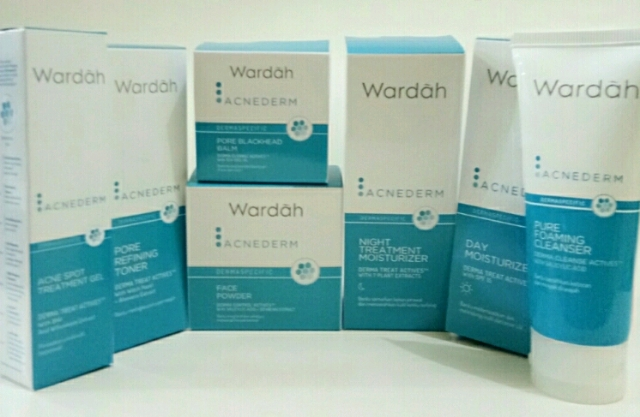 Review Wardah Acne Series dan Harganya