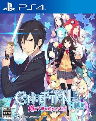 Trailer do jogo - Conception PLUS: Maidens of the Twelve Stars