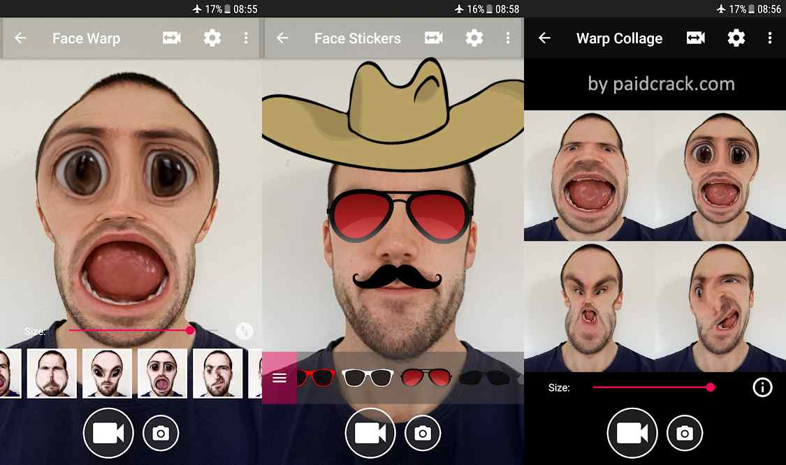 Face Changer Camera Pro Mod Apk 2.0.6