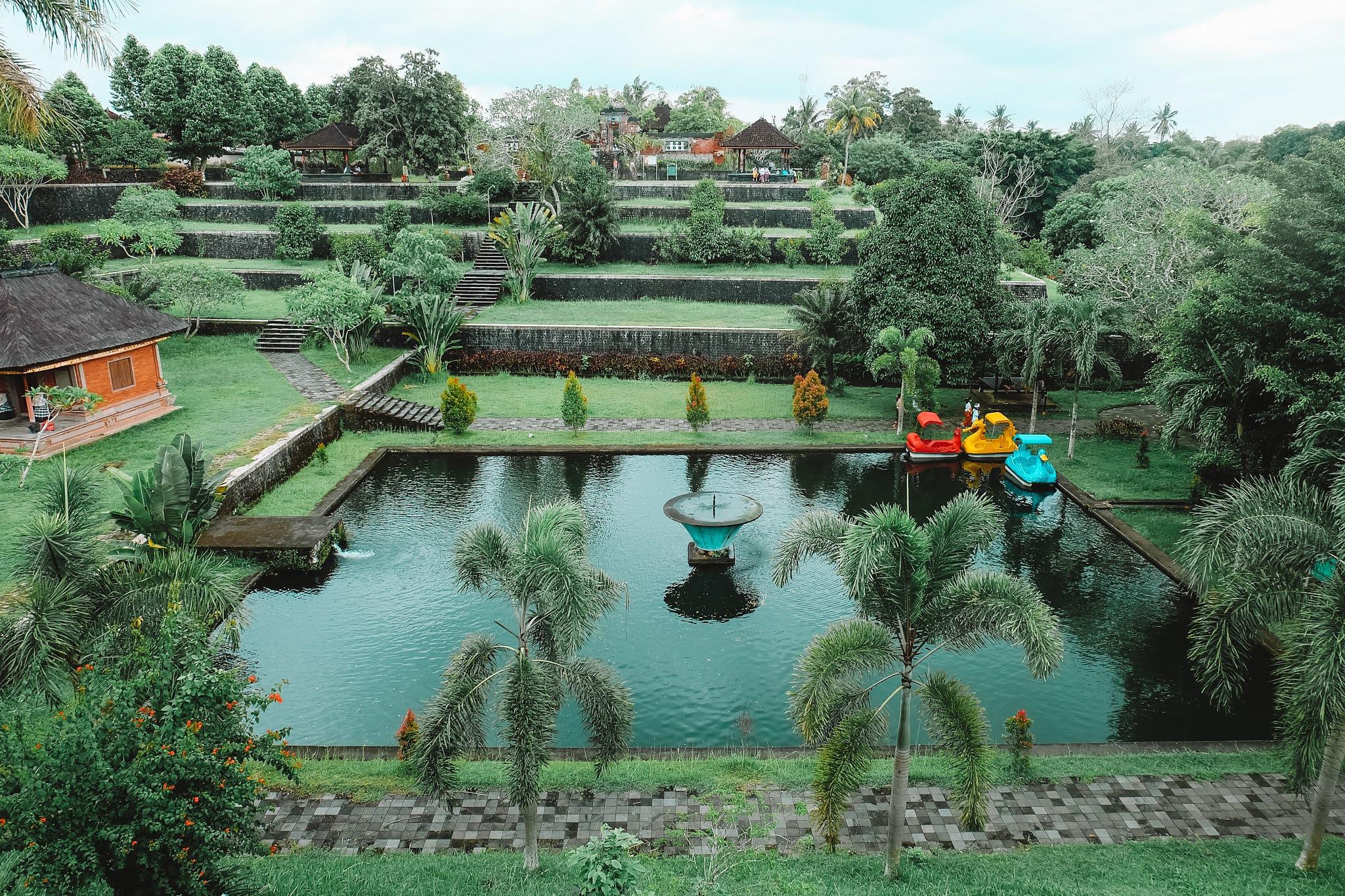 Taman Air Narmada Lombok