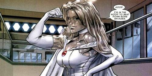 emma frost richest mutant