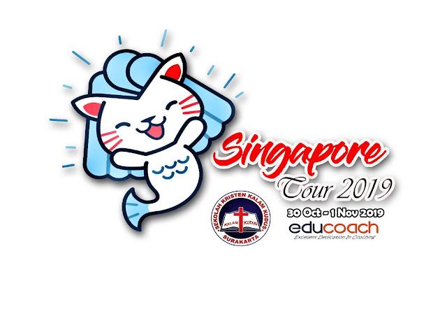 Singapore Tour 2019 | SD Kristen Kalam Kudus Surakarta dan Educoach Indonesia