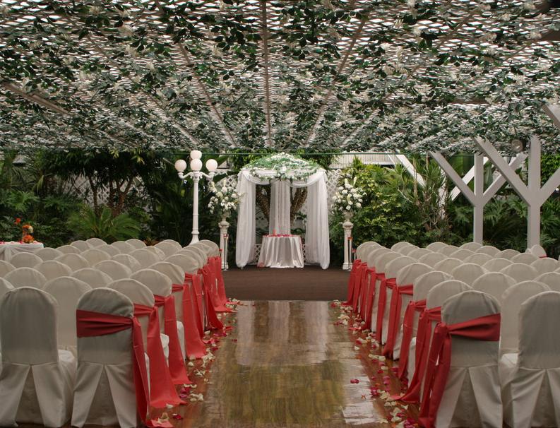 Rainbow Gardens Las Vegas Wedding Venue