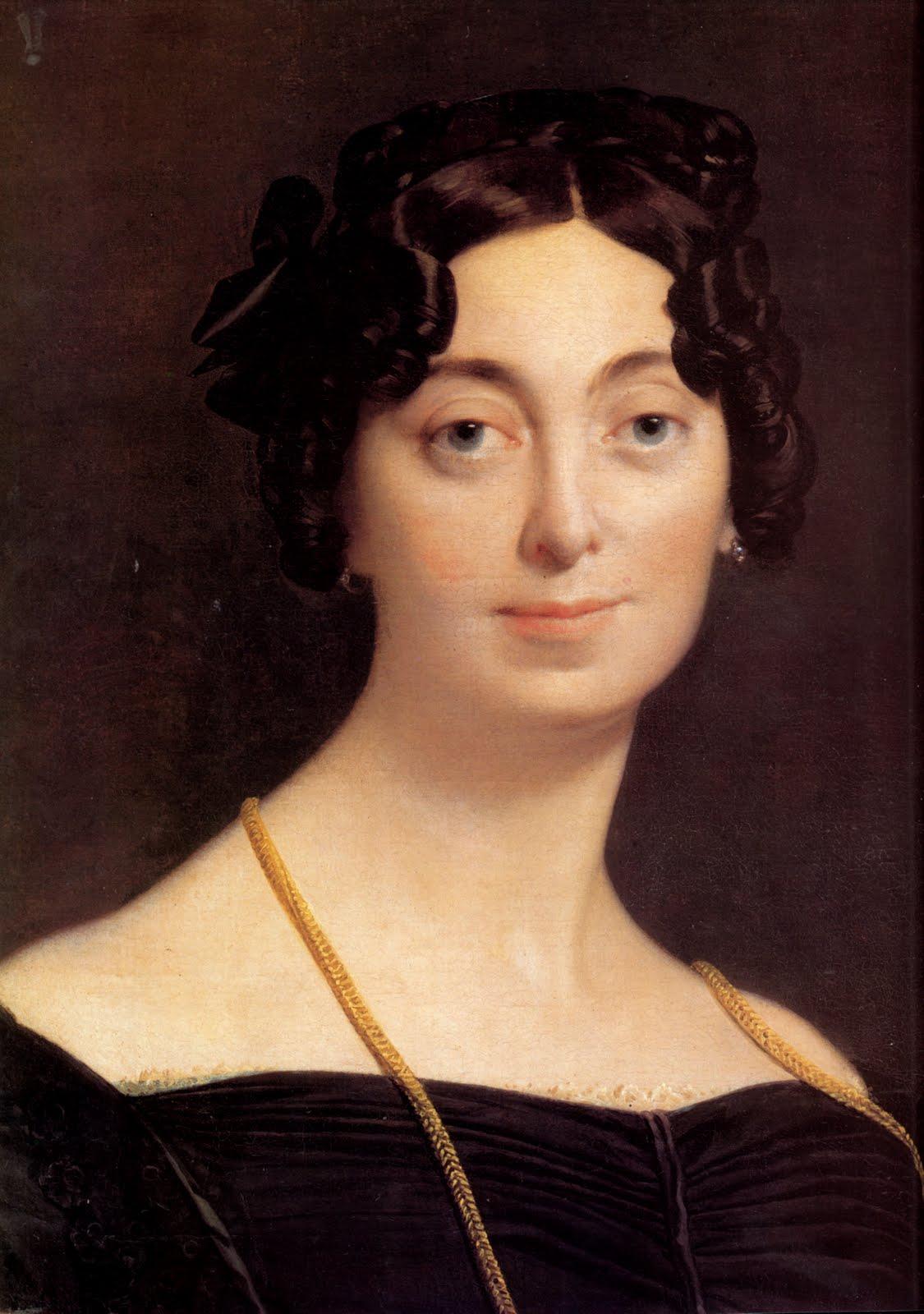 File:Jean-Auguste-Dominique Ingres - Portrait de Madame