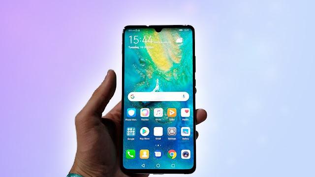 سعر ومواصفات هاتف Huawei mate 20 X الجديد الموجه لعشاق الألعاب
