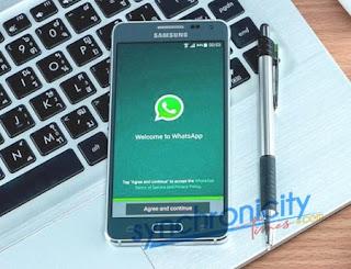 cara chat di whatsapp tanpa simpan nomor