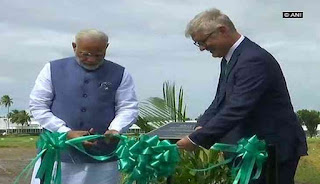 Spotlight :  PM Modi Inaugurates Rice Field Lab Named After Him In Philippines