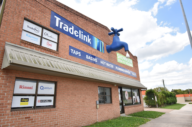 BIG Tap on the Tradelink Store in Broadmeadow